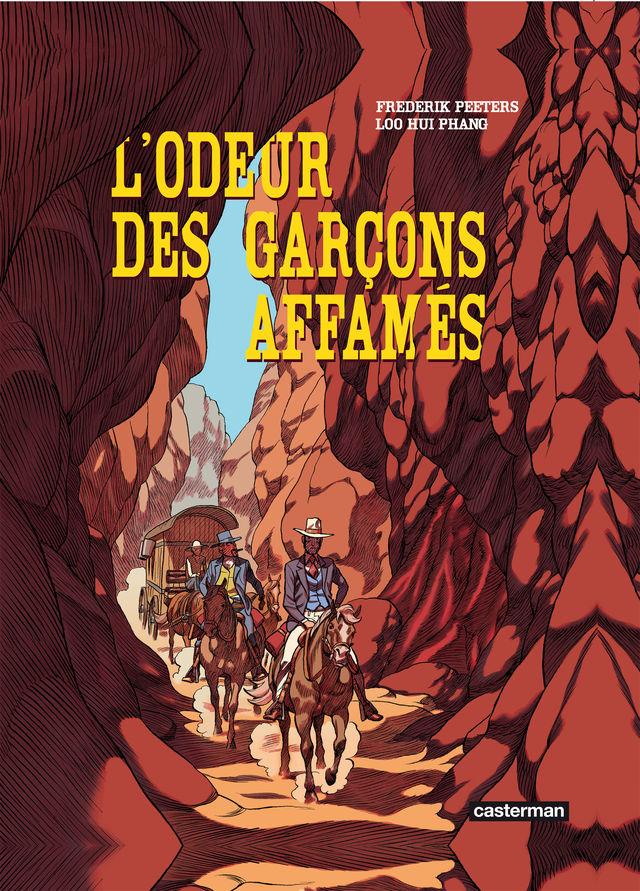 L'ODEUR DES GARÇONS AFFAMÉS