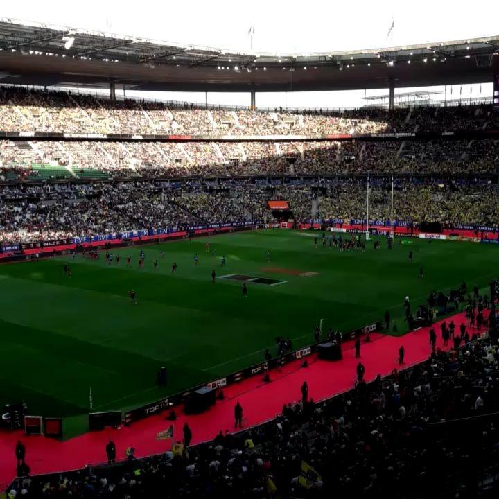 Final rugby #rugby #rugbyman #stadedefrance #lnr #sport #Clermont
