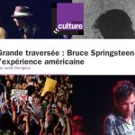 Bruce Springsteen sur France Cul …