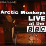 Arctic Monkeys sur la BBC pour une session live.