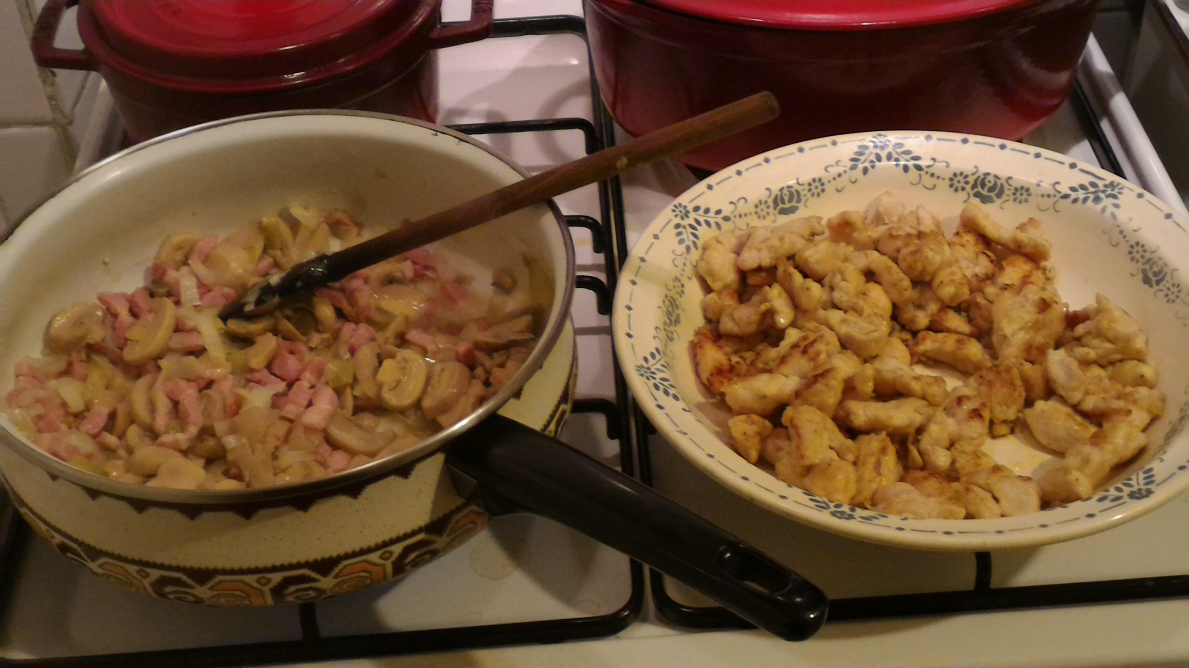 enquete culinaire poulet